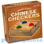 Logikai játékok - Készségfejlesztők - Klasszikus Kínai sakk fa játék