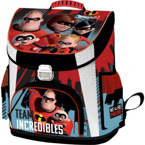 Iskolatáskák - The Incredibles - A hihetetlen család iskolatáska
