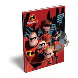 Füzetek - Emlékkönyv keményfedeles A/5 The Incredibles