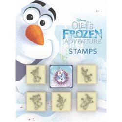 Nyomdák, pecsétek - Jégvarázs Olaf nyomda készlet