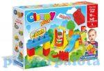 Építőjátékok - Clemmy vidám játszótér szett