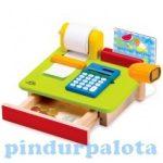 Szerepjátékok - Fa pénztárgép