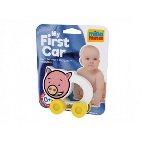My First Car - Malac Milla Minis játék autó babáknak