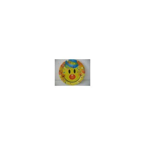 Party kellékek - Evés-ivás - Smiley tányér