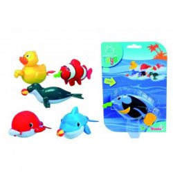 Simba Toys - Felhúzható úszó állatok