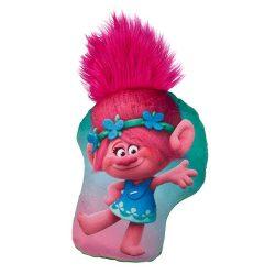 Plüss mesefigurák - Trollok párna, Poppy
