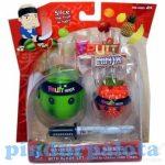 Fruit Ninja - gyűjthető figurák - dinnye - eper