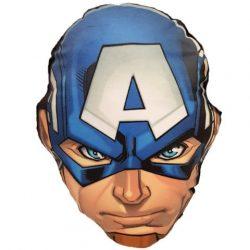 Ajándékok gyerekeknek - Plüss párna Amerika Kapitány