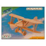 3D-s fa puzzle - Repülő