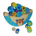 Ügyességi játékok - Egyensúlyozó játék (macis)