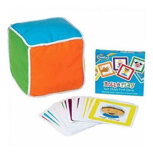 Társasjátékok kicsiknek - Gurits és játsz Thinkfun