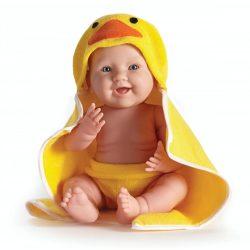 Élethű játékbabák - Mosolygós karakterbaba a Berenguertől