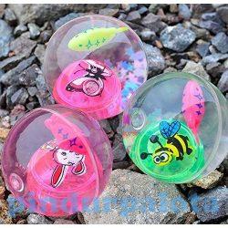 Labdák - Villogó labda glitteres