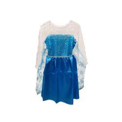 Jelmezek - Jégvarázs ruha + kiegészítők M méret