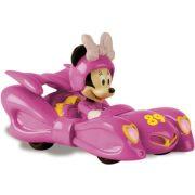 Játék autók - Autós játékok - Disney autóversenyző Minnie egér