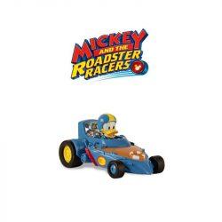Játék autók - Autós játékok - Disney autóversenyző Donald kacsa