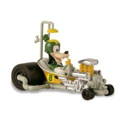 Játék autók - Autós játékok - Disney autóversenyző Goofy kutya