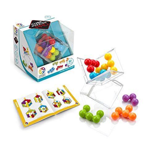 Logikai játékok - Cube Puzzler Pro Smart Games
