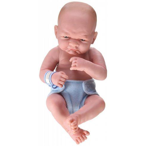 Élethű Berenguer babák - Újszülött játékbaba fiú