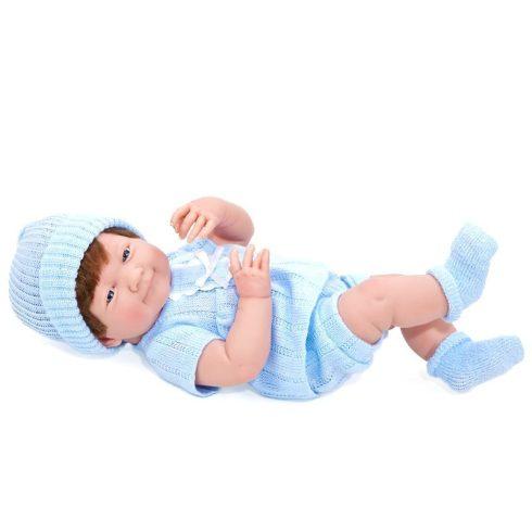 Élethű játék babák - Újszülött Berenguer baba fiú