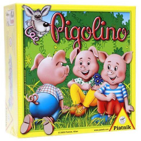 Pigolino társasjáték a Piatniktól
