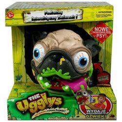 Interaktív játékok gyerekeknek - Rondi büfiző pukizó mopsz kutya