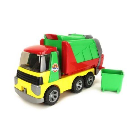 Műanyag járművek - Bruder Roadmax Szemétszállító autó