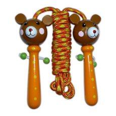 Sporteszközök gyerekeknek - Ugrókötél - Macis