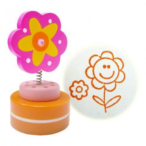 Írószerek - Iskolaszerek - Nyomdák - Nyomda rugós virág