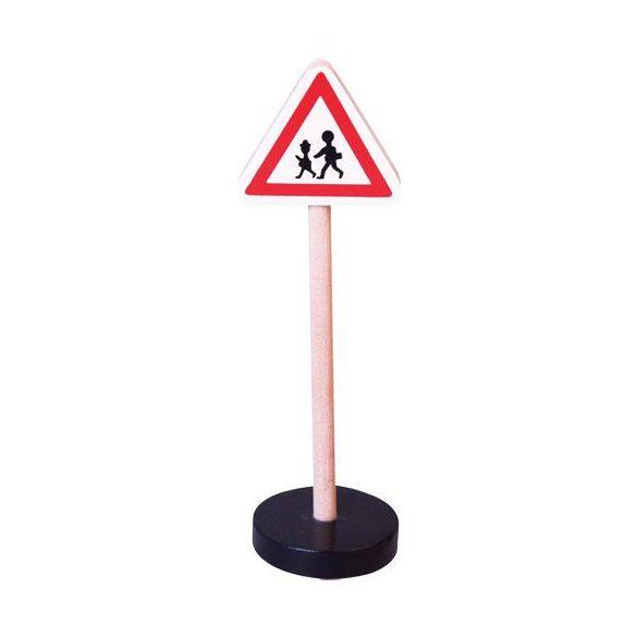 Játék kressz táblák - Gyalogosok