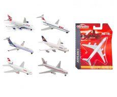 Játék repülők - Majorette fém kis repülő