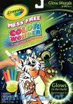 Kreatív hobby - Készletek - Fluoreszkálós faliképkészítő Crayola Color Wonder
