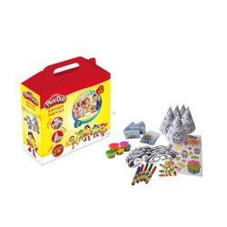 Gyurmák - Kifestők - Play-Doh boldog születésnapot készlet