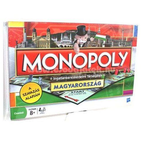 Monopoly Magyarország Társasjáték - Hasbro