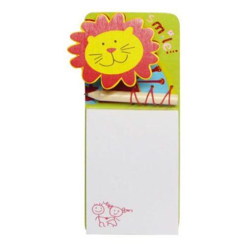 Ajándék és divat - Hűtőmágnesek - Csipeszes hűtőműgnes oroszlános