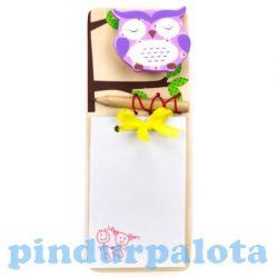 Ajándék és divat - Hűtőmágnesek - Mágneses jegyzet hűtőre