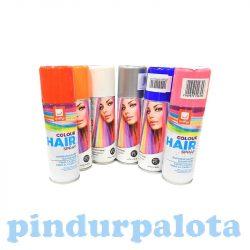 Party kiegészítők - Hajszínező spray több színben