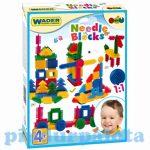 Építőjátékok gyerekeknek -  Műanyagból - Tüskés építőelemek 2 - Wader