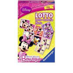 Társasjátékok gyerekeknek - Minnie Mouse Lotto gyerekeknek