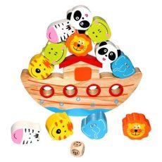 Ügyességi játékok - Noé bárkája egyensúlyozó társasjáték