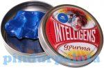 Gyurmák - Intelligens gyurma kék színben