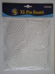 Kézműves kellékek - plaxbox forma átlátszó elefánt