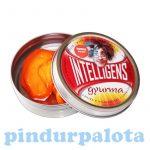 Gyurmák - Intelligens gyurma narancssárga színben