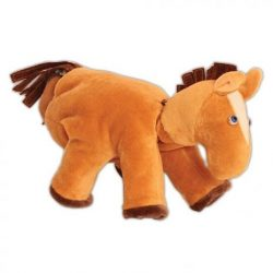 Játékbabák - Kesztyűbáb felnőtt kézre, ló