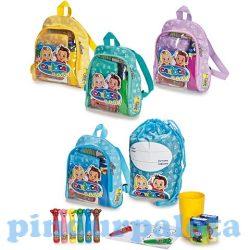 Iskolai, óvoda tisztasági, és uzsonnás csomagok - Ovis hátizsák 4 változatban - Carioca