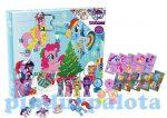 Ajándékok divatos termékek gyerekeknek - Adventi naptár Én kicsi pónim