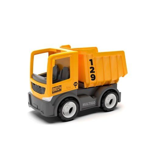 Műanyag járművek - Multigo Billenős Singlepack