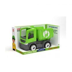 Műanyag járművek - Multigo City billenős Singlepack