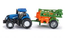Kis autók - Járművek gyerekeknek - Játék autók - SIKU traktor - géppel