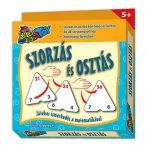 Kártyajátékok - Szorzás - Osztás - háromszög